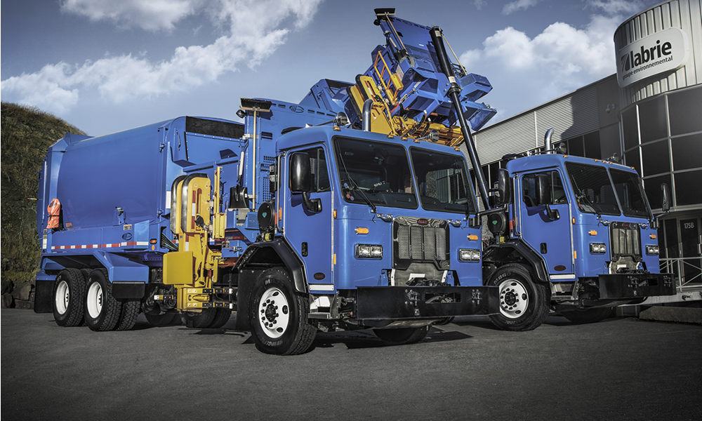 Drive Excellence™ with Labrie Enviroquip Trucks
